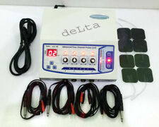 New Electrotherapy Physical Therapy Delta Stim 04 Model Unit Machine &!WAd