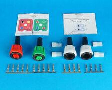 """Radex """"Quick-fit"""" Plug & Pins Conjunto De Cableado Para 2800 2900 5800 6400 6800 lámparas #TR"""