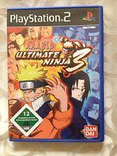 Naruto Ultimate Ninja 3 für PS2