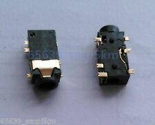 20Pcs 3.5mm Female Audio Connector 6 Pin SMT SMD Stereo Headphone Jack PJ-311D