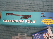 NEw IN THE BOX Intova Action/Water Sports Extension Pole  EXTENDS TO OVER 5 FEET