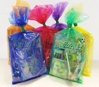1 x MULTI COLOURED  PRE FILLED KIDS UNISEX PARTY LOOT BAGS FOR GIRLS BOYS