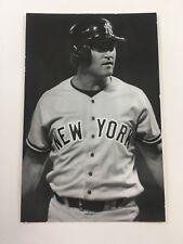 Graig Nettles (1983) New York Yankees Vintage Baseball Postcard NYY