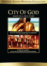 CITY OF GOD Sealed New DVD