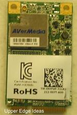 AVerMedia Aver Media Wireless TV Tuner Card Mini PCI-E NYFVP