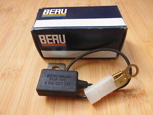 Beru EK056 0310000056 Entstörkondensator Widerstand Debris capacitor