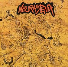 "NEURASTENIA ""TODO ES MENTIRA"" SPANISH CD / EXTREMODURO ROBE INIESTA PLATERO Y TU"