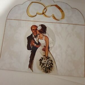 Handmade wedding Gift card/money wallet/Envelope/Pocket voucher