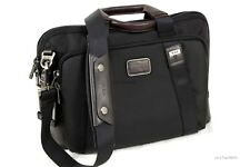 Tumi New Alpha Bravo 2 Hansen Brief/Shoulder Bag Hickory 222642HK2 Ret: $345.
