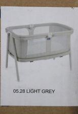 Chicco 05079153280000 Reisebettchen Lullago Zip, Farbe: grau