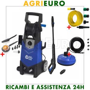 Idropulitrice Annovi & Reverberi AR 479SS -180 bar max-Portata 8 Lt/min-hZ 50-60