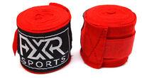 FXR SPORTS MMA BOXING THAI HAND WRAPS BANDAGES KICK INNER GLOVE - 2 SIZES