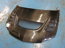 Type 3 Carbon Fiber Hood for an 03-07 Mitsubishi EVO 8 9 VIII CT9A 4G63T Turbo