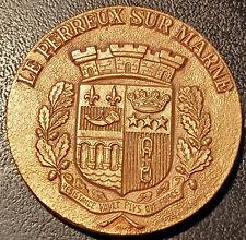 Le London Sur Marne 94 - Medaille Zweihundertjahrfeier, Die Revolution Francaise