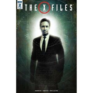 X-FILES (2016) -2--IDW PUBLISHING--