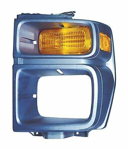 Turn Signal / Parking / Side Marker Light Assembly Front Left Maxzone