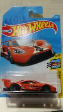 HOT WHEELS 2018 4/10 LEGENDS OF SPEED 2016 FORD GT RACE ECO BOOST 71/365
