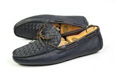 Bottega Veneta Wave Intrecciato Driving loafer UK 6 / US7 / EU40 moccasins shoes