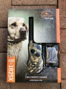 SportDog SD-1825X Camo Wetland Hunter 1 Mile Remote Trainer - Brand New Sealed