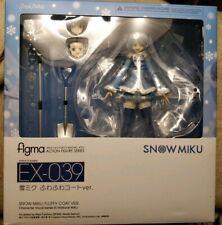 figma EX-039 Snow Miku Fluffy Coat ver. Max Factory