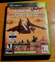 Star Wars Clone Wars Tetris Worlds Game for Original Xbox COMPLETE WITH MANUAL