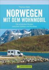 Norwegen mit dem Wohnmobil von Thomas Kliem (2018, Taschenbuch)