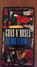 Guns N' Roses Use Your Illusion 2 World Tour 1992 in Tokyo Music VHS Video