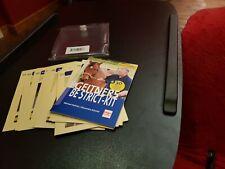 Michael Geitner Be Strict Kit, Pocket Training, Kartenset, mit Schutzhülle
