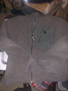 simms womens Fleece Windstopper jacket Size M