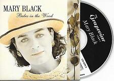 MARY BLACK - Babes in the wood CD SINGLE 3TR BENELUX CARDSLEEVE 1992 RARE!