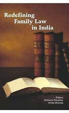 Redefining Family Law in India, , Used; Very Good Book