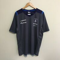 Fremantle Dockers AFL Training Shirt ISC Mens 2XL XXL