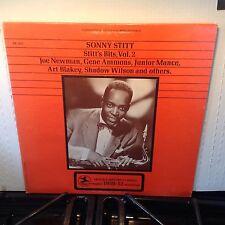 SONNY STITT - Stitt's Bitts V. 2 ~PRESTIGE 7612 {nm trident} - STITT ON BARITONE