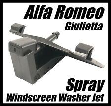 Windscreen Washer Jet for Alfa Romeo Giulietta Fiat Lancia Spray Clip 156090541