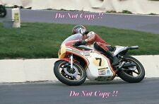 BARRY SHEENE SUZUKI RG500 World Champion 1976 & 1977 Photographie 3
