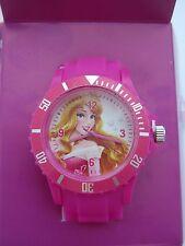 Disney Princess * Aurora * Trend Watch  Pink * Silikon-Armband * Neu OVP