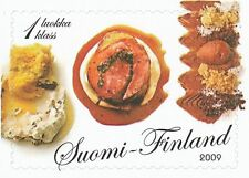 Finland 2009 MNH Stamp - My Easter Food by Chef Hans Välimäki - Issued March 18