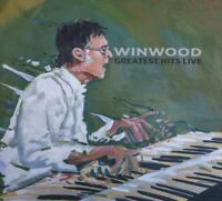 STEVE WINWOOD - WINWOOD GREATEST HITS LIVE  2 CD NEU