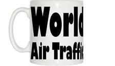 World's Best Air Traffic Controller Mug