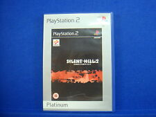 *ps2 SILENT HILL 2 Director's Cut (NI) A Survival Horror Game Playstation PAL UK