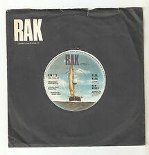 "NEW WORLD : kara kara / lord of of the dance - 7"" SP RAK 123 England 1971"
