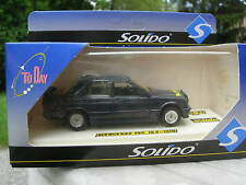 SOLIDO 1/43 METAL MERCEDES 190 16S hi-fi  1510!!!!!!!!!