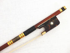 #208 - Used/Old - 4/4 Pernambuco Cello Bow - Strong stick