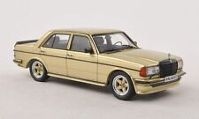 "Mercedes Benz 280 E (W123) AMG ""Gold"" (Neo Scale 1:43 / 45537)"