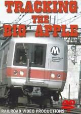 Tracking the Big Apple DVD NEW York City Subway Long Island Railroad Amtrak LIRR
