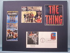 """The Sci-Fi Classic - """"The Thing"""" & First Day Cover honoring Space Fantasy"""