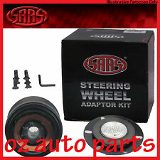 NISSAN GQ PATROL SAAS STEERING WHEEL ADAPTOR BOSS KIT - BRAND NEW 4X4/4WD