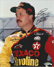 Ernie Irvan Signed 8x10 Photo UDA Cert # BAD94885