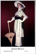 Beautiful Actress Jeanne Moreau E176/3 Swiftsure 2000 Postcard GREAT QUALITY