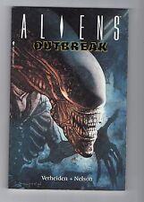 Aliens: Outbreak #[nn] (Aug 1996, Dark Horse) Graphic Novel, Book One. VF+/NM